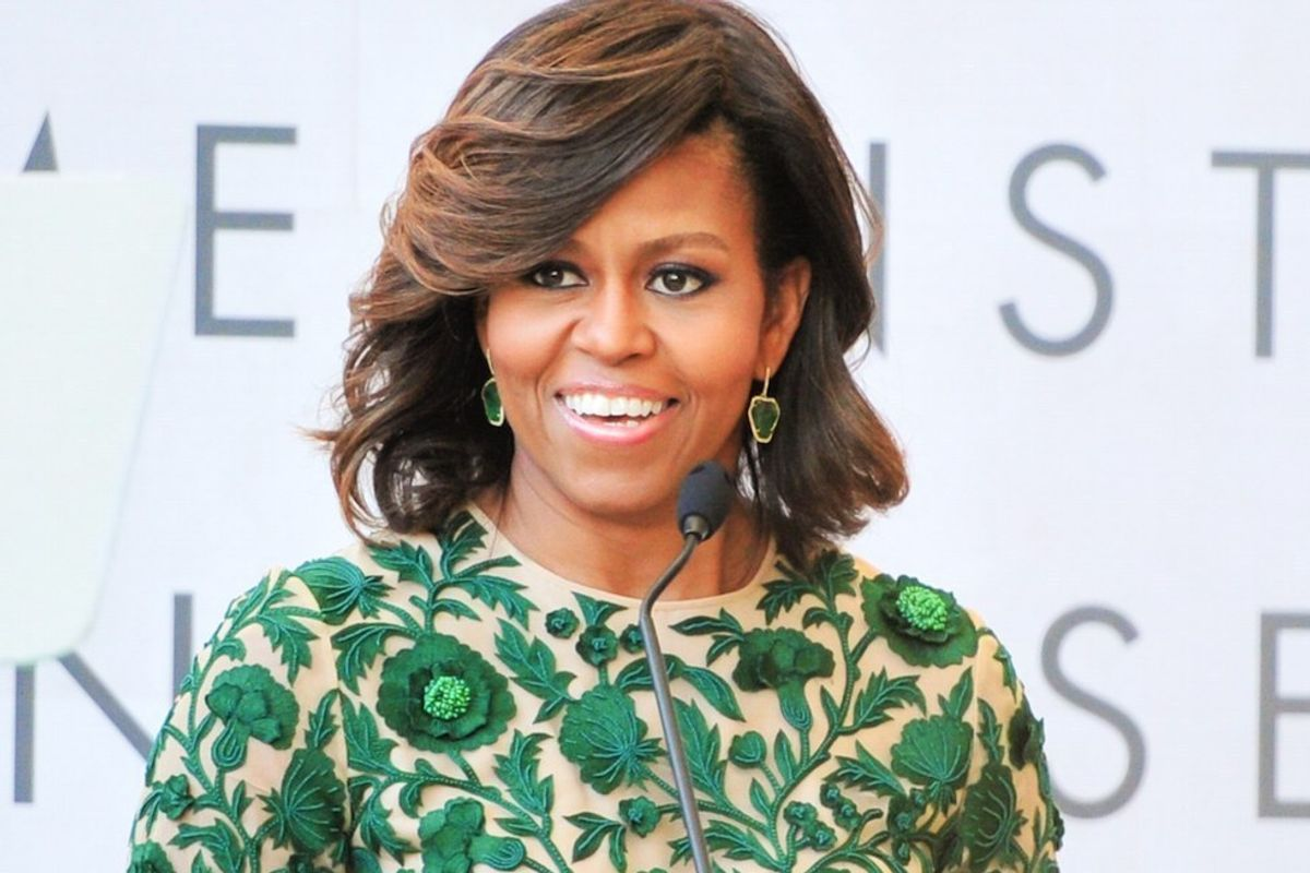 Read This Touching Tribute to First Lady Michelle Obama