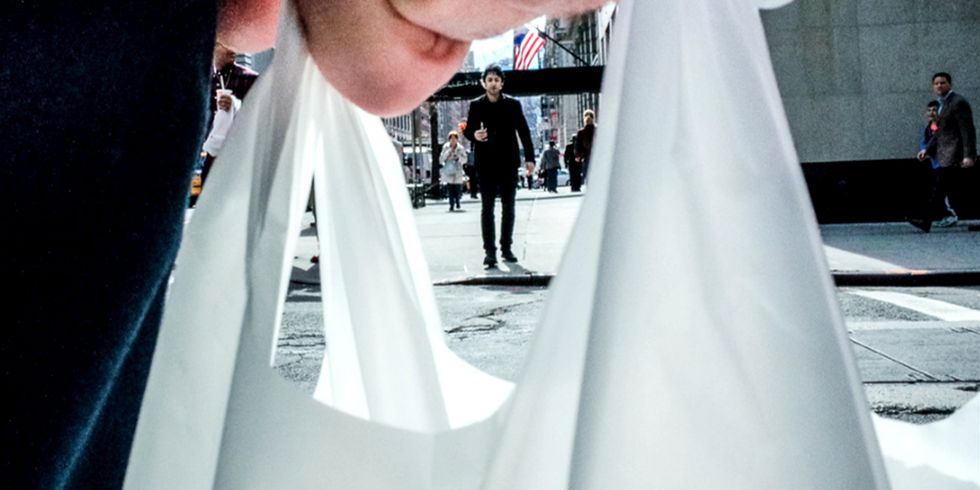 New York Senate Votes to Stop NYC's Plastic Bag Fee