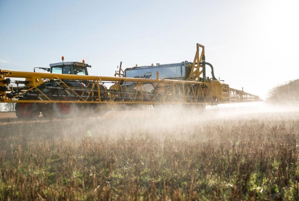 Monsanto, California Battle Over Listing Glyphosate as a Carcinogen