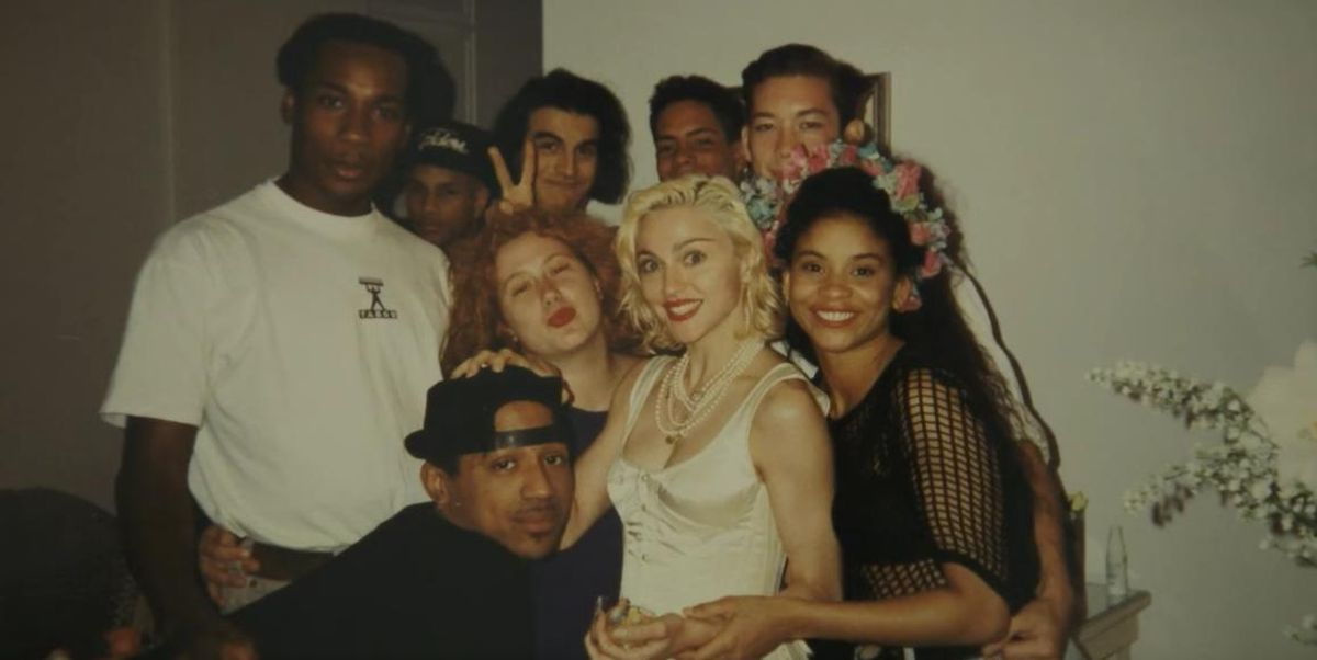 """Madonna's Dancers Play """"Truth or Dare"""" Again in Hot New Doc"""