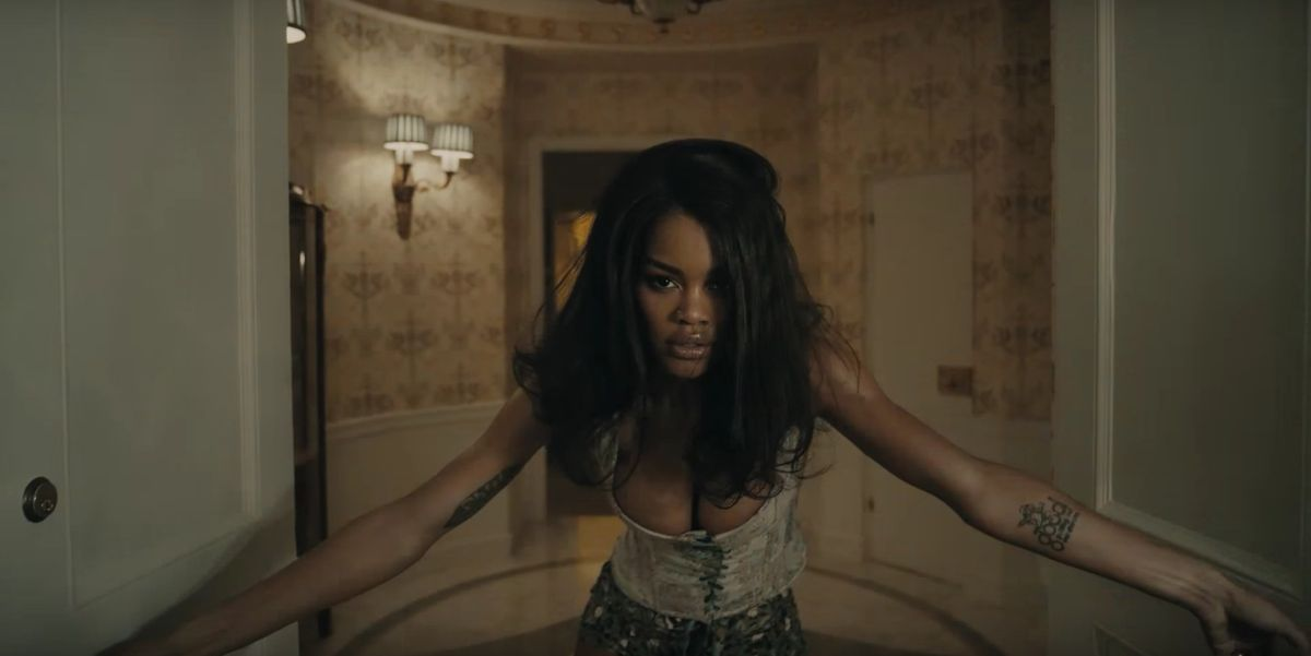 Your Body Is Not Prepared For Teyana Taylor's Hotel Room Dance Video