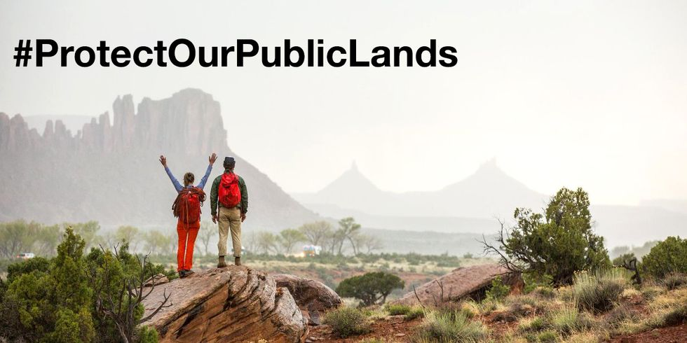 Outdoor Industry Leaders: 'Enough Is Enough!' Protect Our Public Lands