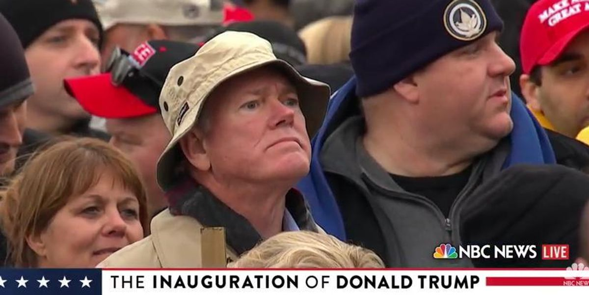 Watch the Inauguration Of Donald Trump: Live (If You Want)