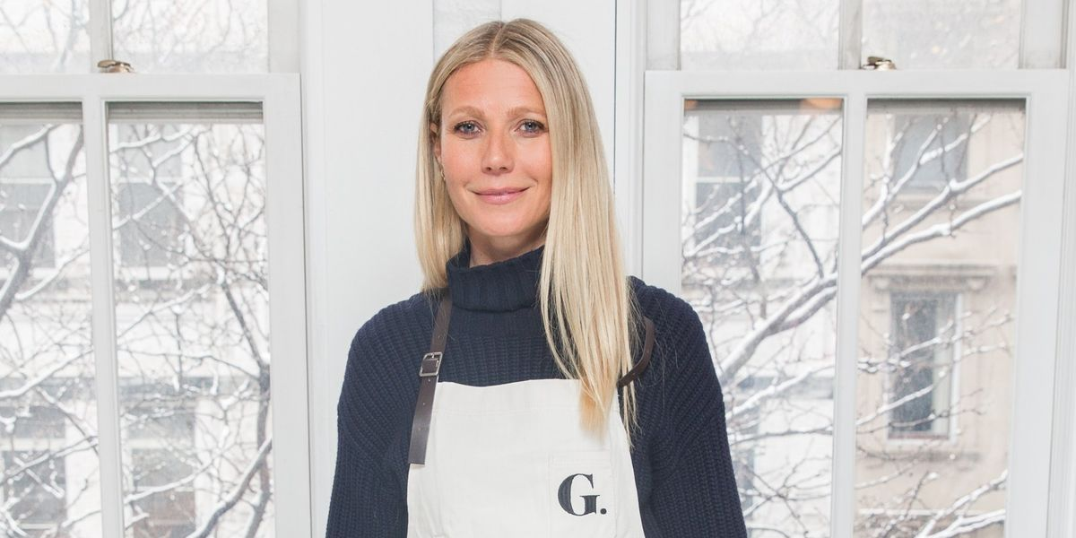 Gwyneth Paltrow Wants Us To Put Jade Eggs In Our Vaginas So Let's Do It
