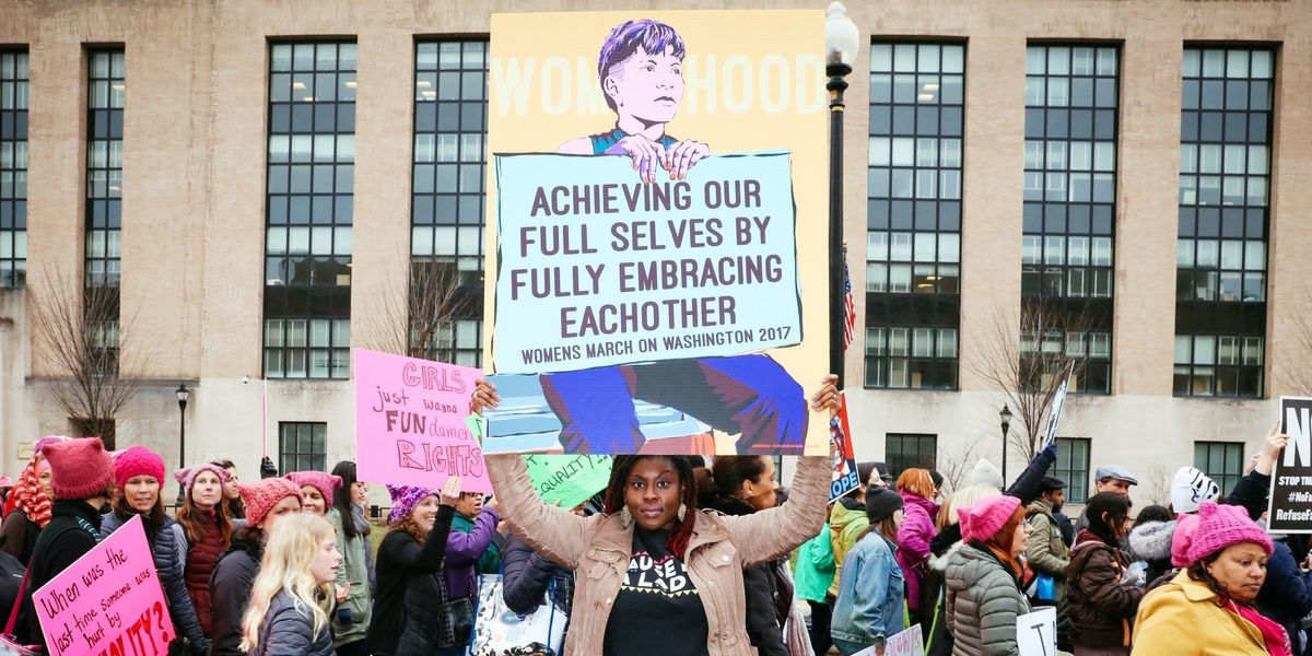 """Beyond """"Pussy Power"""": Why The Women's March Still Needs Work"""