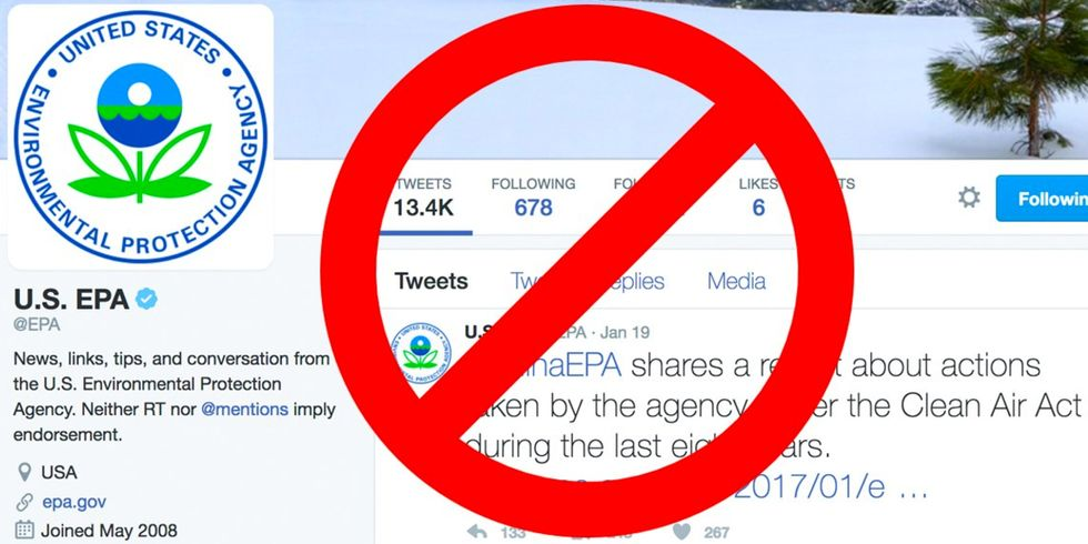 Federal Agencies Barred From Speaking to Press, Posting on Social Media
