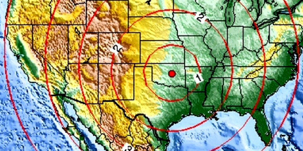 Human-Induced Earthquakes on the Rise