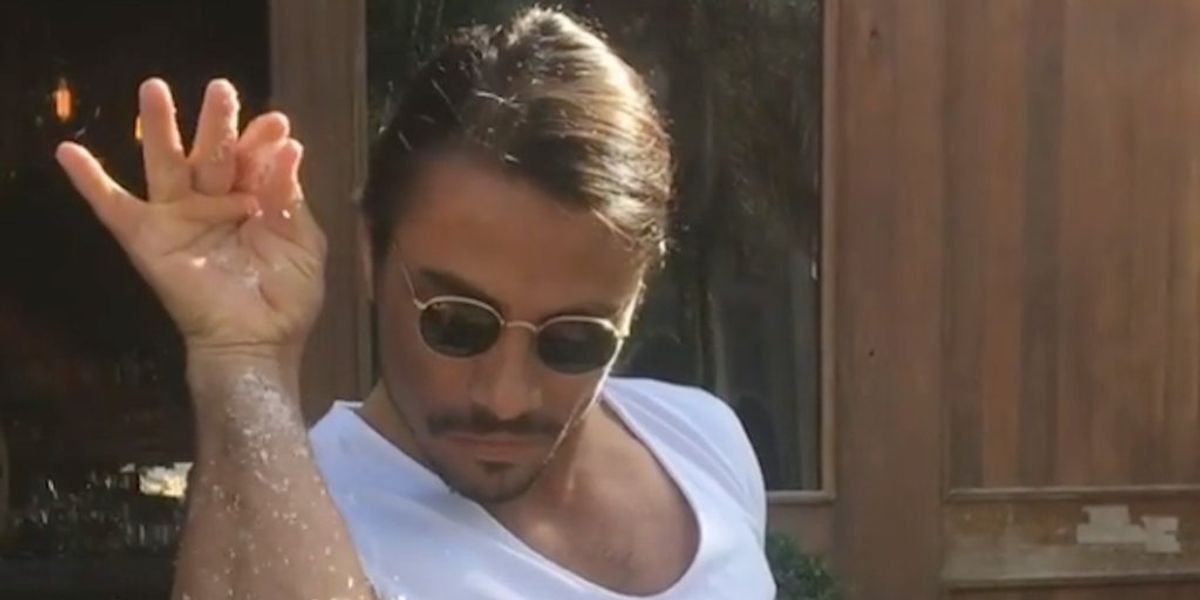 """""""Salt Bae"""" Is Opening Restaurants In NYC And London"""