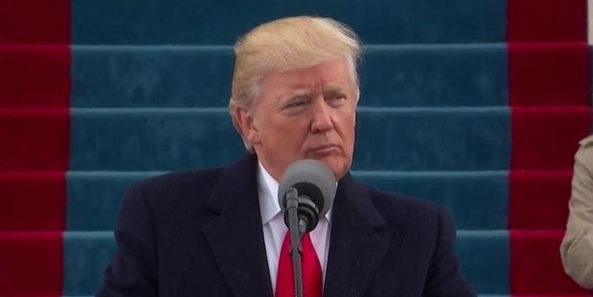 Trump Signs Executive Order To Begin Border Wall Construction