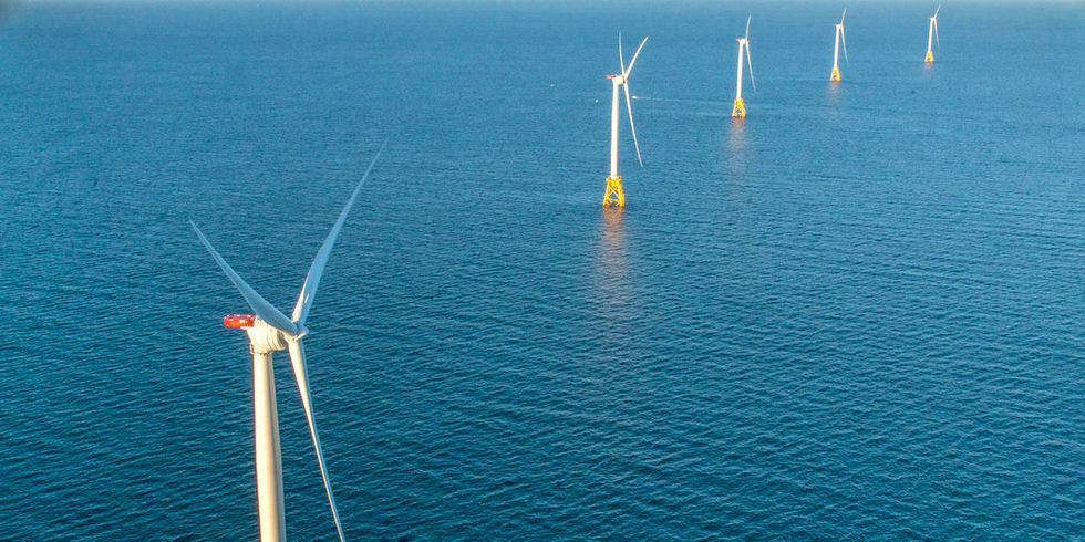 Nation's Largest Offshore Wind Farm Gets Green Light