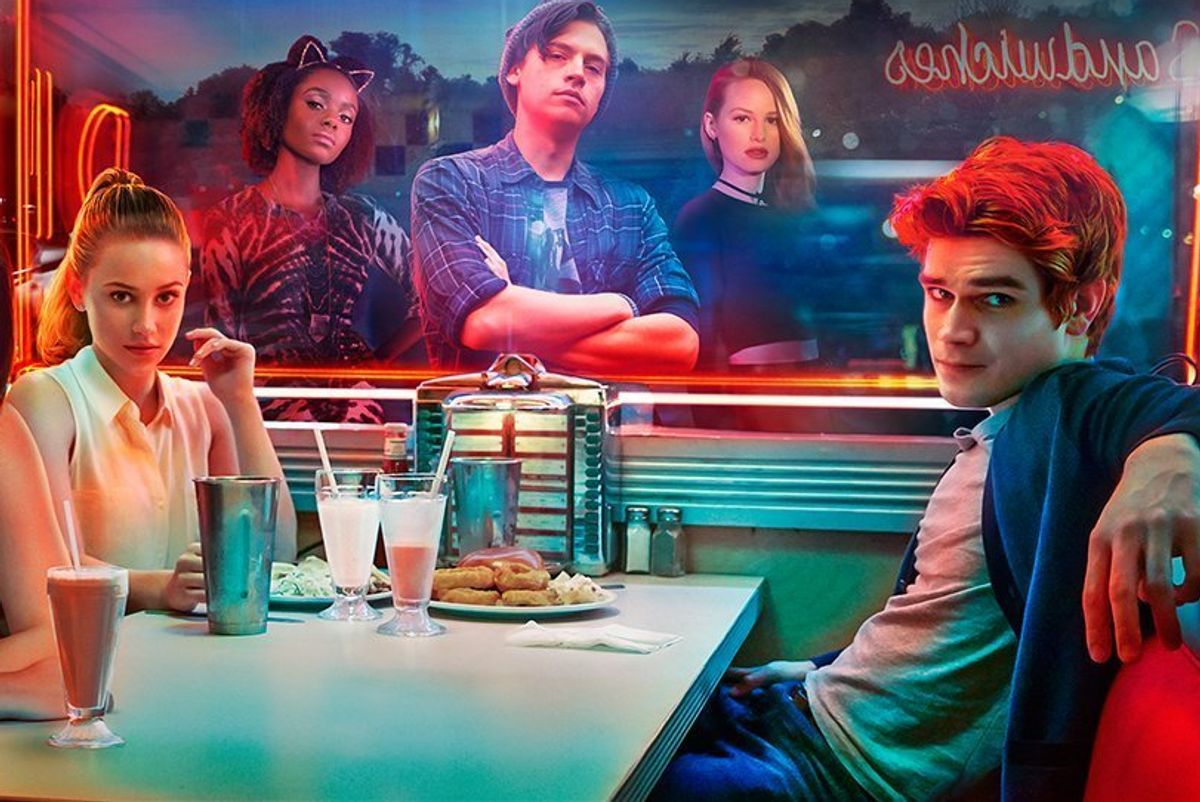"""How the """"Archie"""" Archetypes Stack Up on CW's New Teen-Soap """"Riverdale"""""""