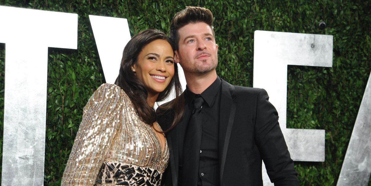 Paula Patton Gets Restraining Order Against Robin Thicke Following Accusations of Physical Abuse