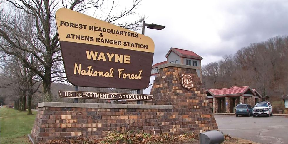 Lawsuit Launched Over Fracking in Wayne National Forest