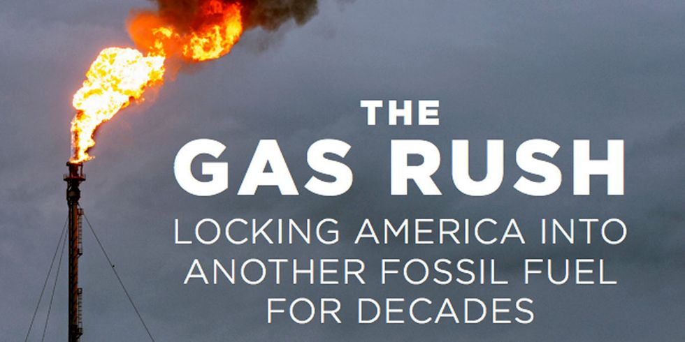 Massive Buildout of Gas Infrastructure = Superhighway to Climate Disaster