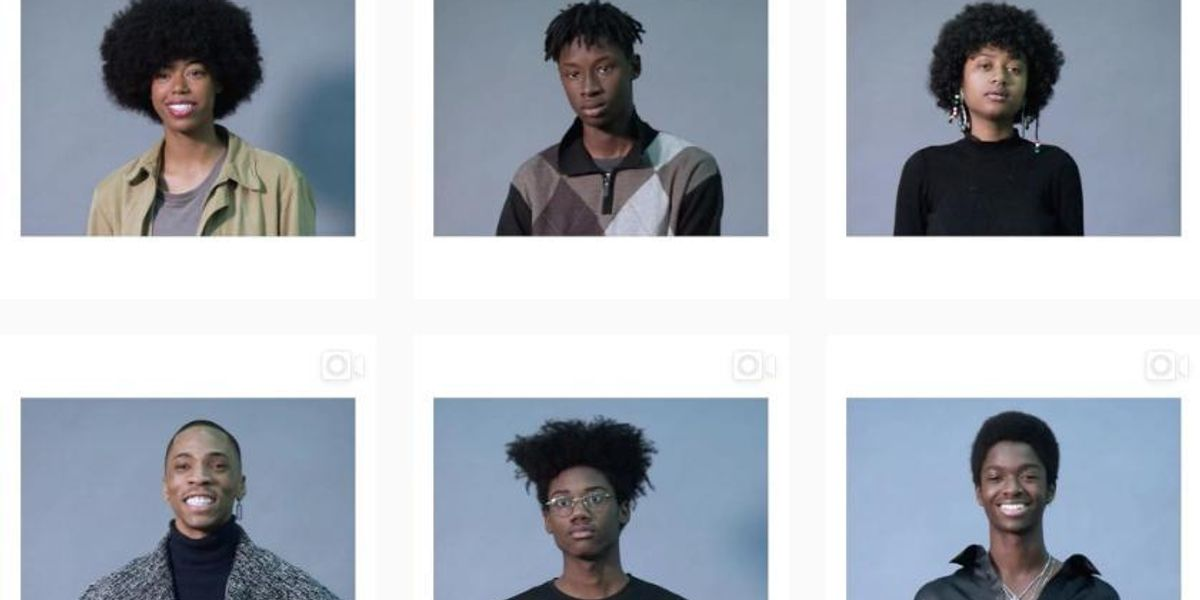 It Looks Like Gucci Cast All Black Models For Its Next Campaign