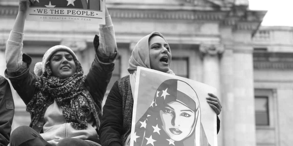 Scenes from the Women's March on Washington, Part 2