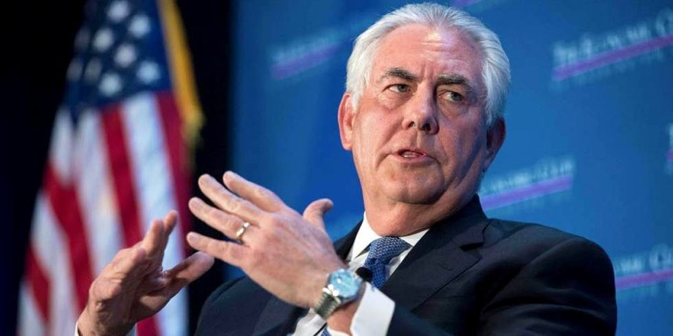 Rex Tillerson Approved by Senate Committee for Secretary of State