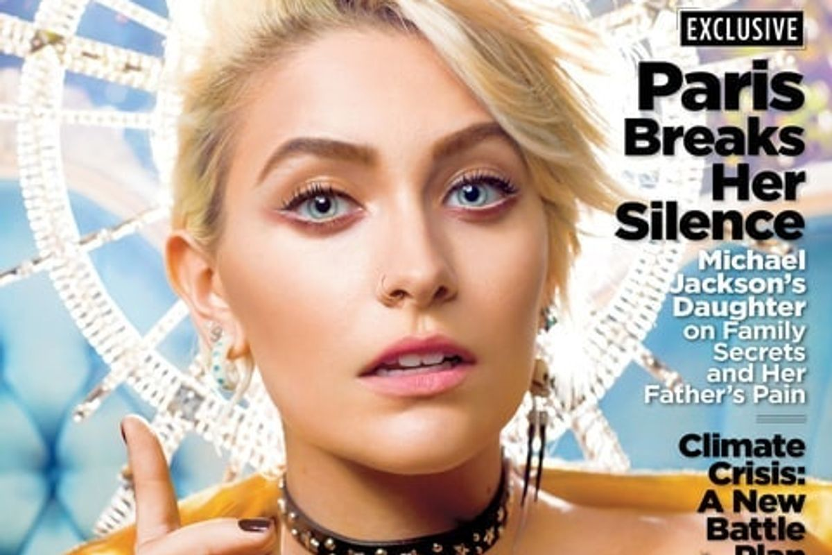 "Paris Jackson Talks Sexual Assault, Her Father's ""Murder"" and Battling Depression in New Tell-All"