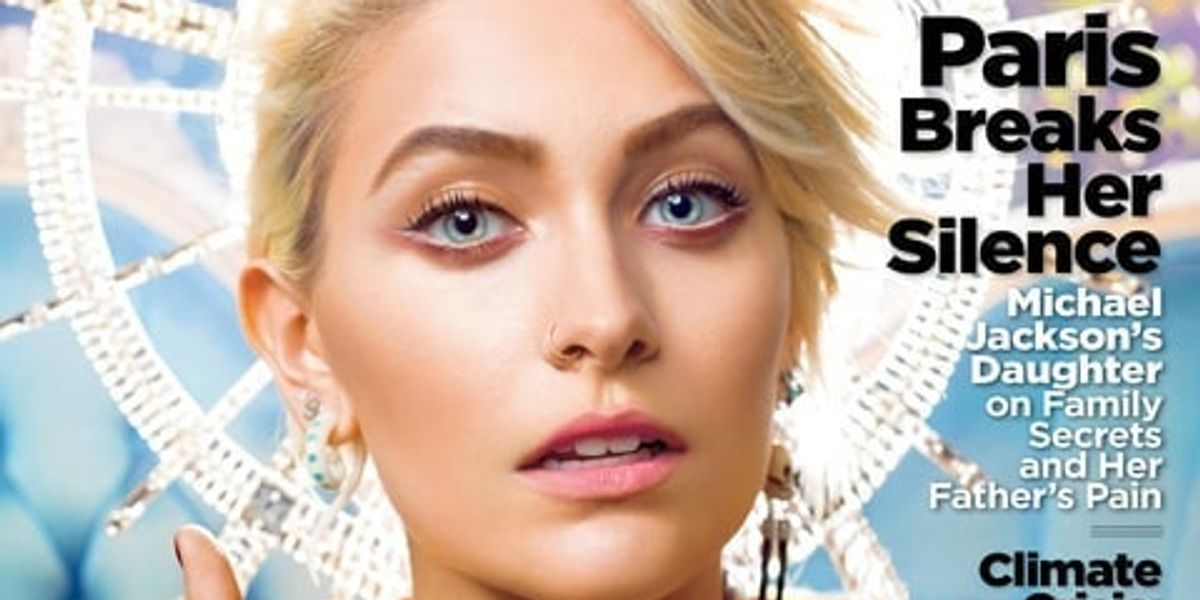 """Paris Jackson Talks Sexual Assault, Her Father's """"Murder"""" and Battling Depression in New Tell-All"""