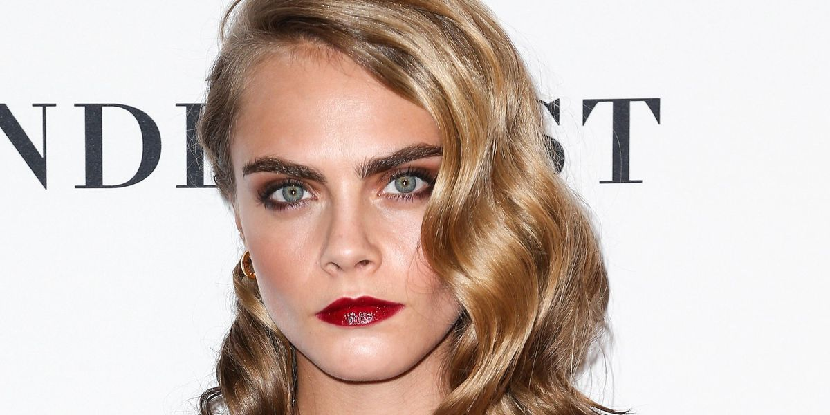 Cara Delevingne Gives Donald Trump's Made In Mexico Clothing Line The Side-Eye