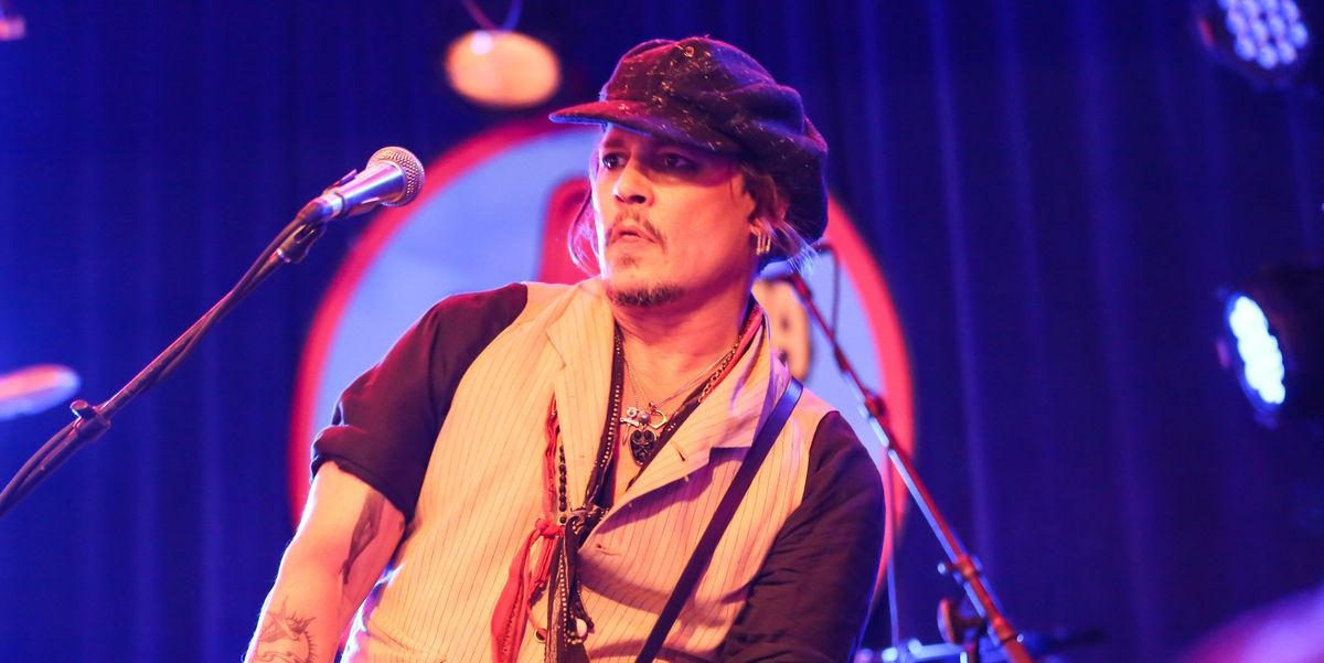 Lawsuit Alleges Johnny Depp Spends $2 Million Per Month On Wine, Rare Guitars And Cannons