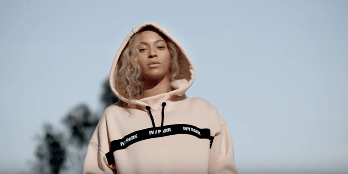 Watch The Video For Beyonce's New Ivy Park Collection