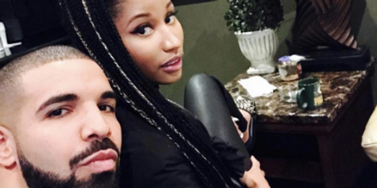 Nicki Minaj And Drake Are Apparently Friends Again