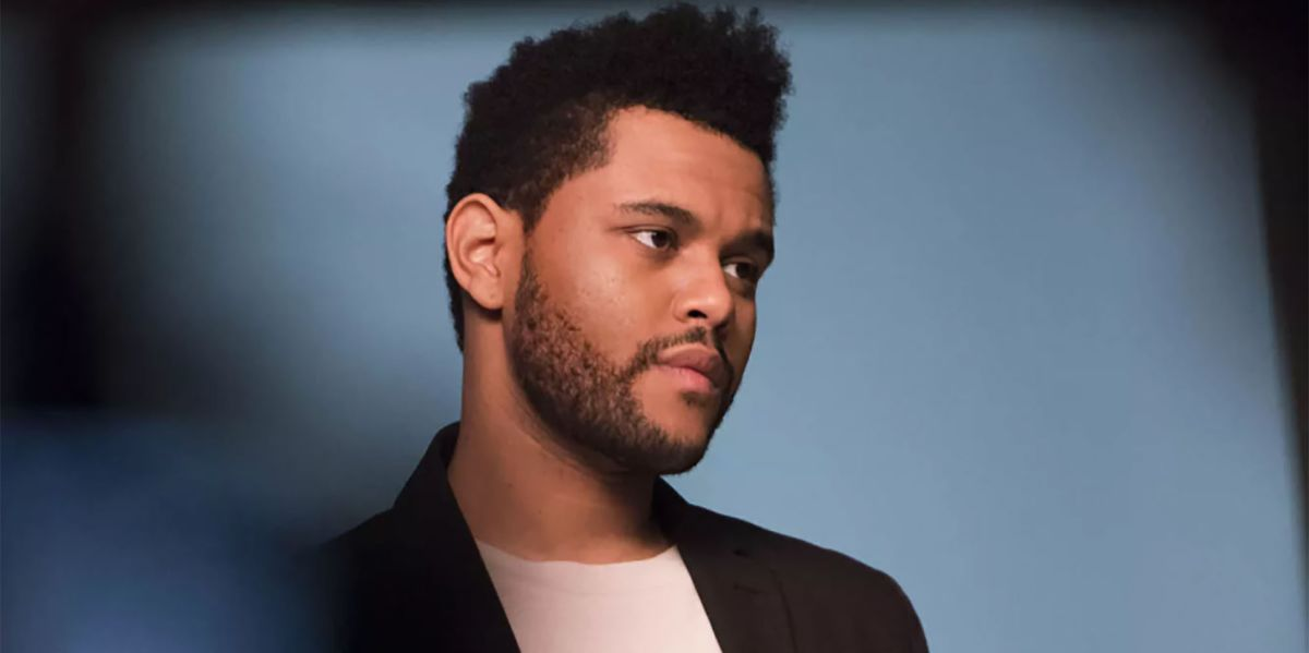 Here's Your First Look at The Weeknd's Collaboration with H&M