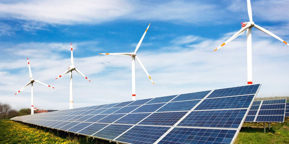 Renewables Dominated New U.S. Power Generation in 2016