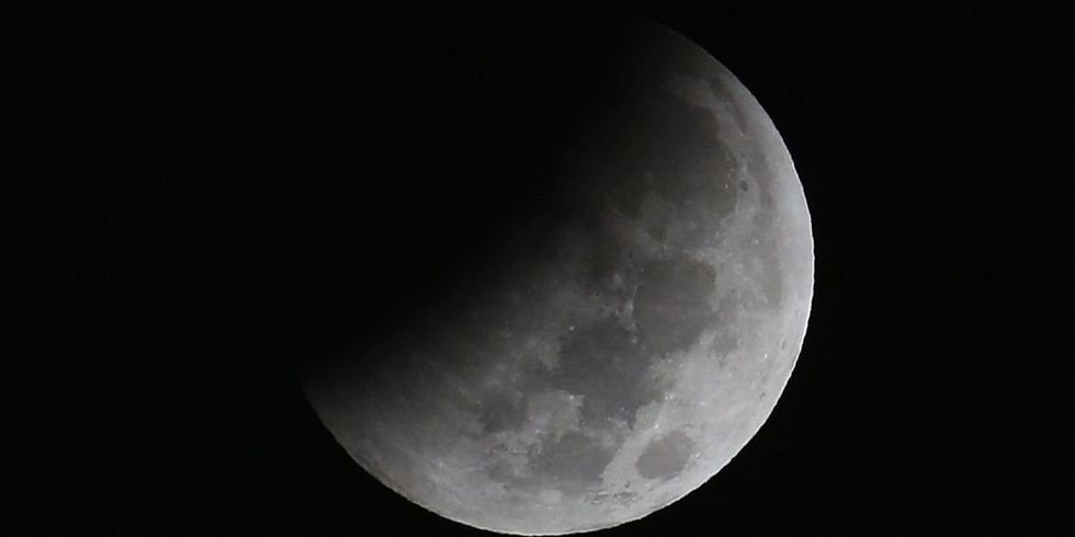 Stargazing in February: The Penumbral Lunar Eclipse