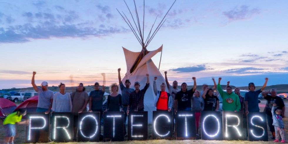 600+ Water Protectors Facing Criminal Charges Unlikely to Receive Fair Trials