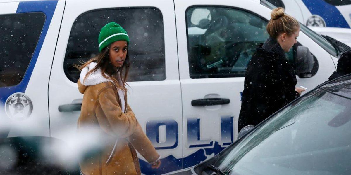 Malia Obama Protests DAPL at Sundance