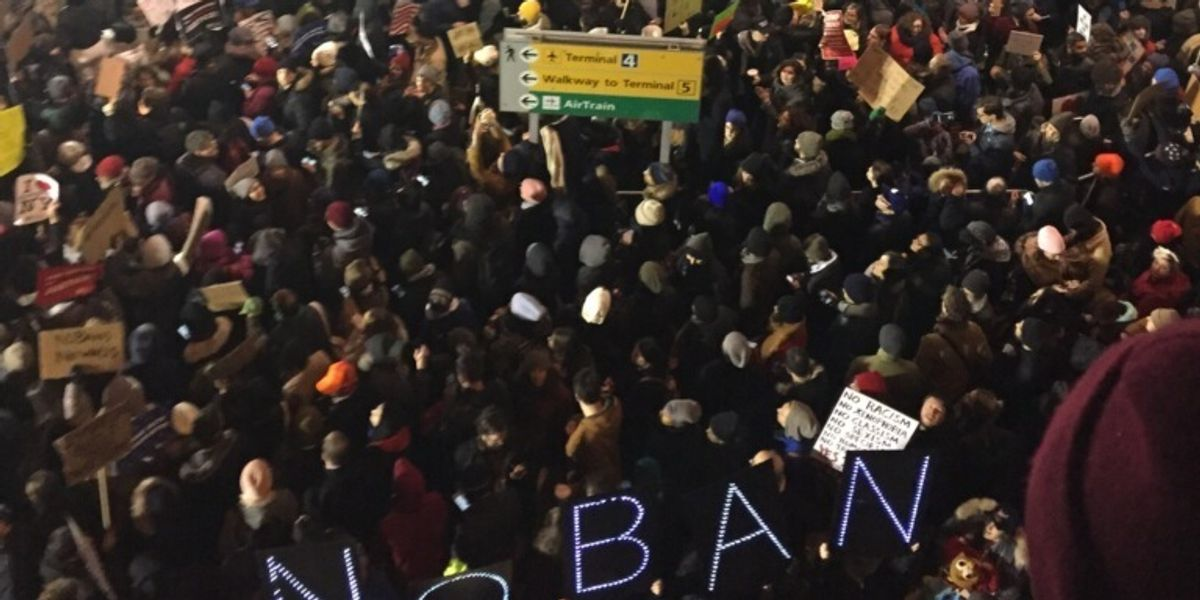 UPDATE: Stay Granted in New York Against Executive Order Banning Refugees and Muslims