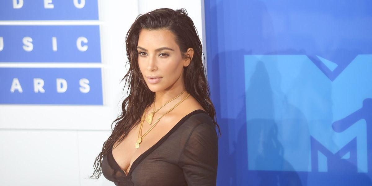 "Kim Kardashian Responds to Trump's ""Muslim Ban"" With Statistics"