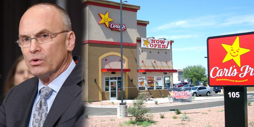 Groups Representing 10 Million People Oppose Fast Food CEO for Labor Secretary
