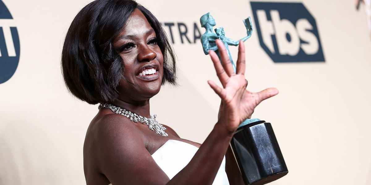 Viola Davis, the First Black Actress to Win Five SAG Awards, Denies This Year's Nominee Diversity is because of #OscarsSoWhite