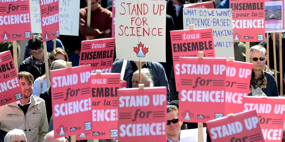 6 Reasons to Thank a Government Scientist