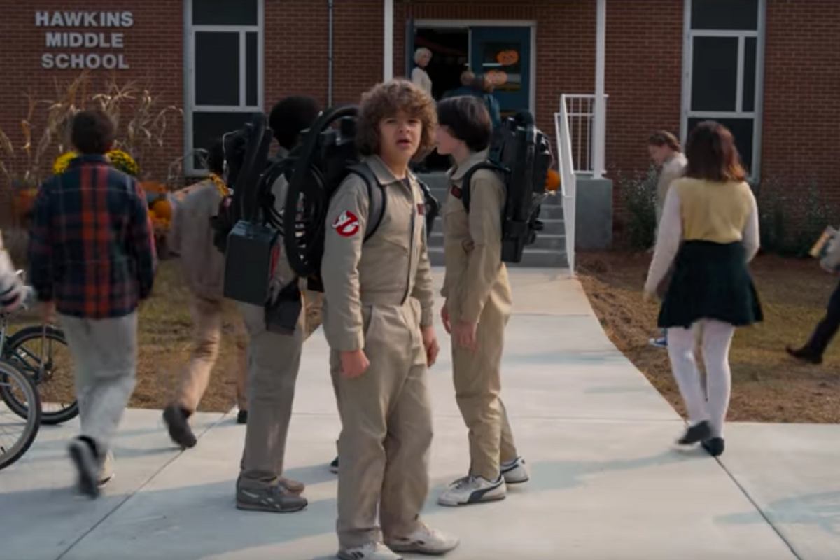 Watch The Epic Super Bowl Trailer For 'Stranger Things 2'