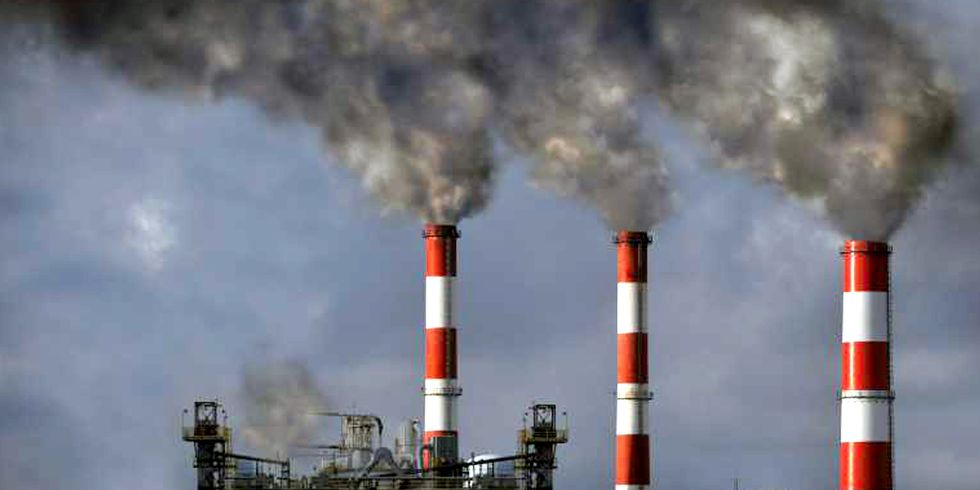 New Bill Would Block EPA From Regulating Greenhouse Gases