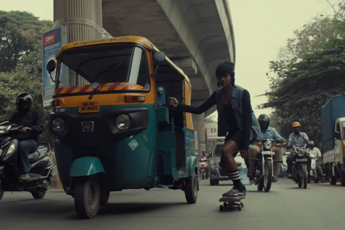 """Meet The Badass Skater Girls Of Bangalore In Wild Beasts' Video For """"Alpha Female"""""""