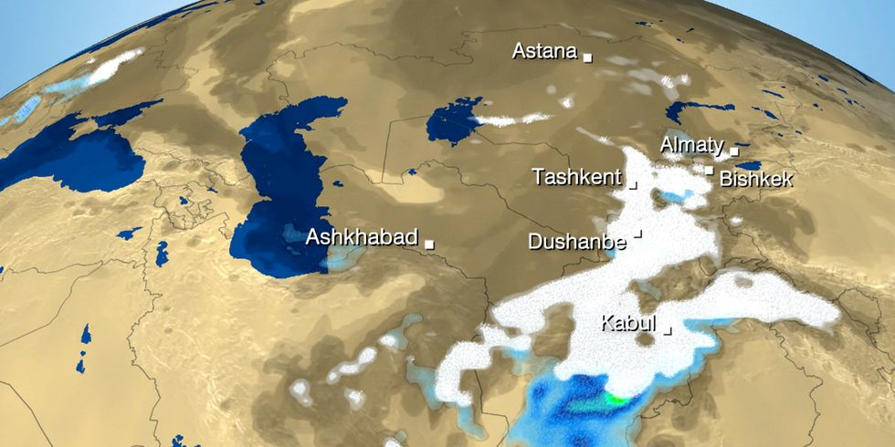 Avalanches Kill at Least 137 in Afghanistan