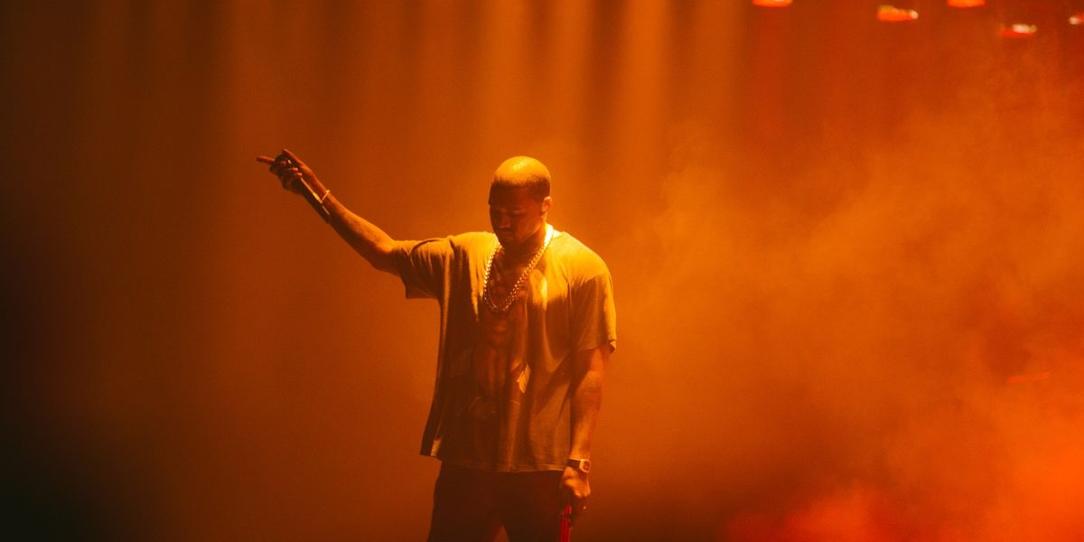 Kanye West Has Deleted All His Trump Tweets