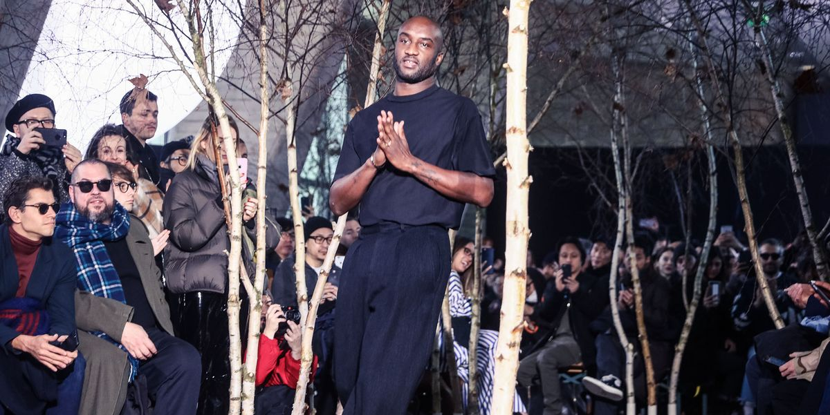 Rumor Has it Off-White's Virgil Abloh Could Replace Riccardo Tisci at Givenchy