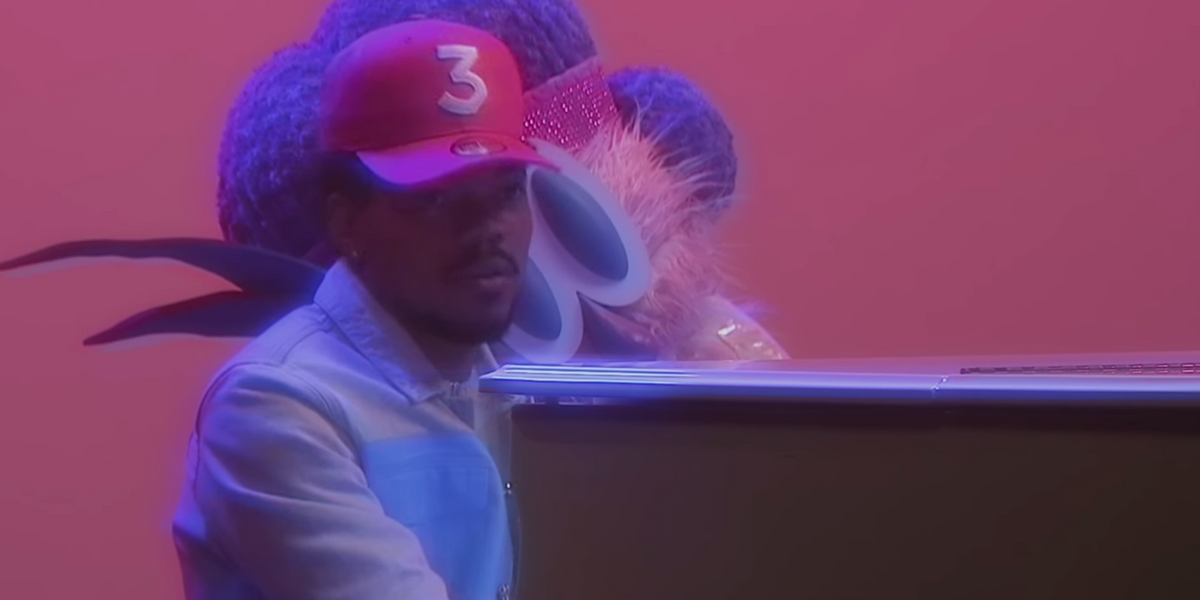 Chance the Rapper Finally Finds a Friend in Facebook Live and Premieres New Video