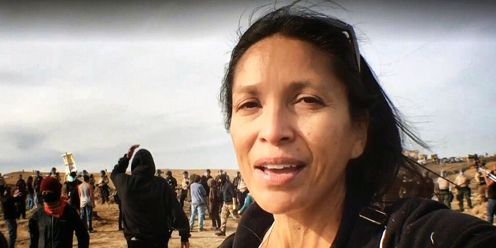 First Amendment Under Siege as Another Journalist Arrested at Standing Rock