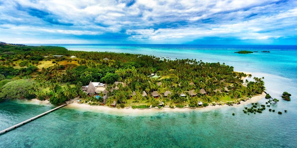 This Fiji Resort Leads the Way in Sustainable Travel