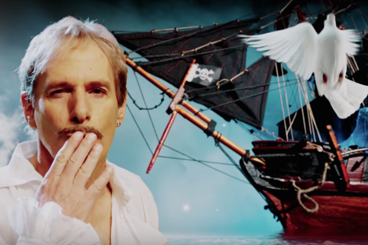 "Watch The Too-Good-To-Be-True Trailer For ""Michael Bolton's Big, Sexy Valentine's Day Special"""