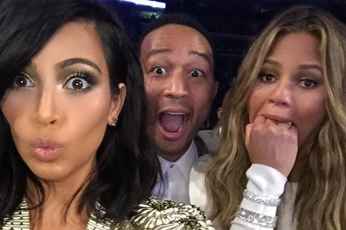 Kim Kardashian and Chrissy Teigen are Starting a Book Club and If You Have Spare Phone Storage You Can Join Them!