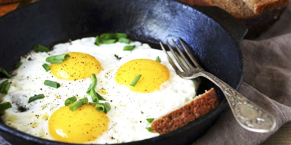 Are Eggs a Good Source of Protein?