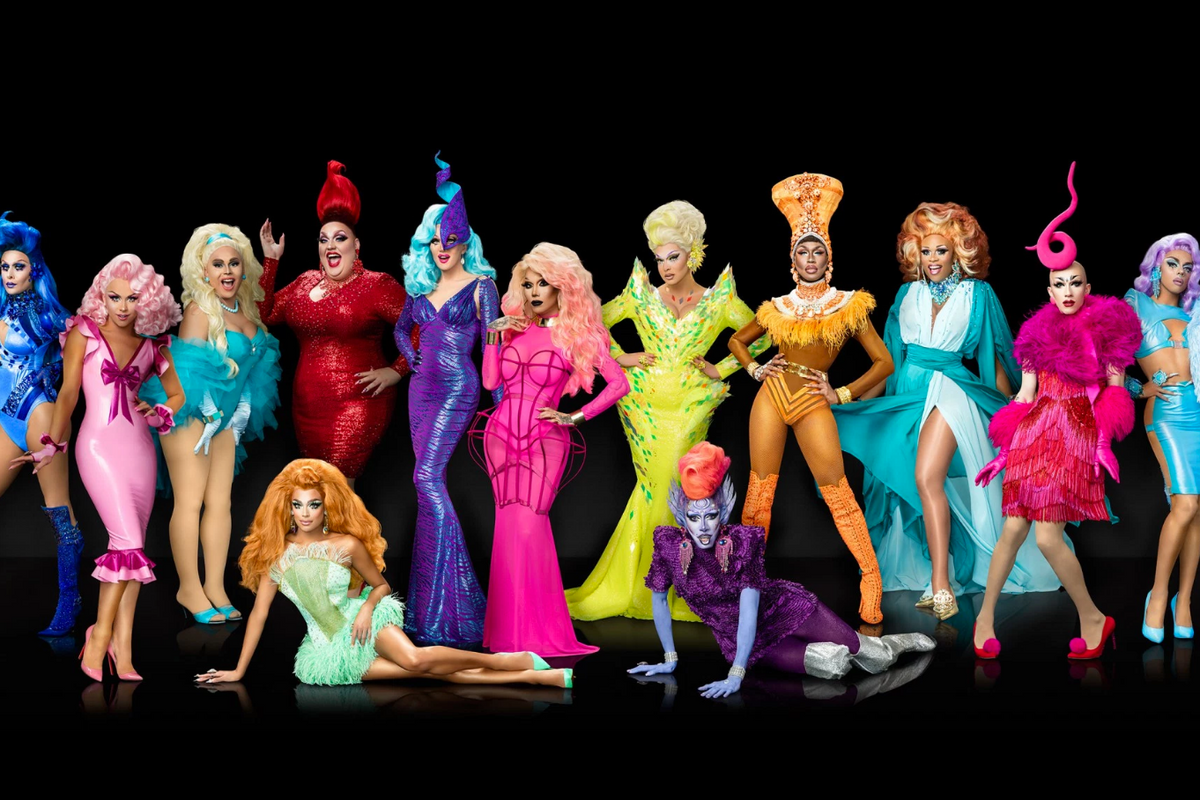 Why Hello, here's the Entire Season 9 Cast of RuPaul's Drag Race